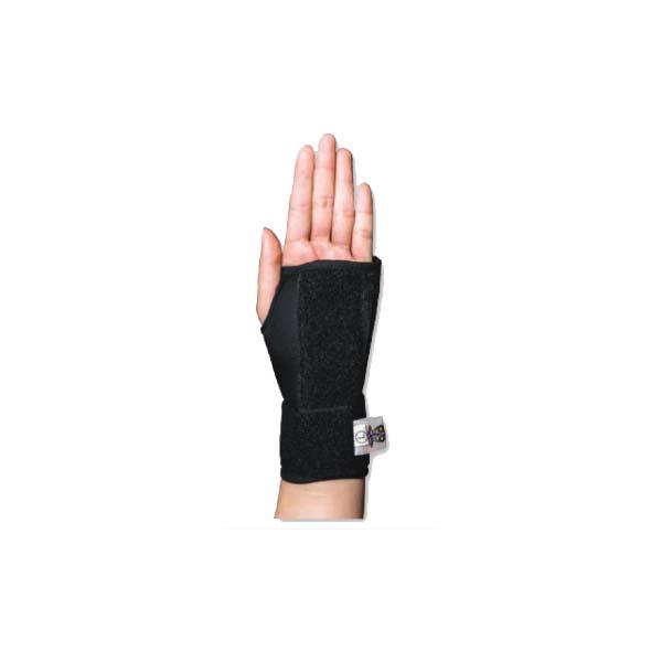 M8 Muñequera con barra palmar larga – Velour – Ortopédia Contigo 7d14ef1cdbd0